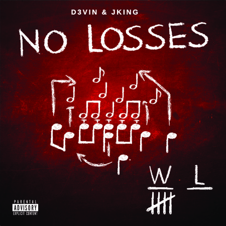 NO LOSSES - D3VIN & J King